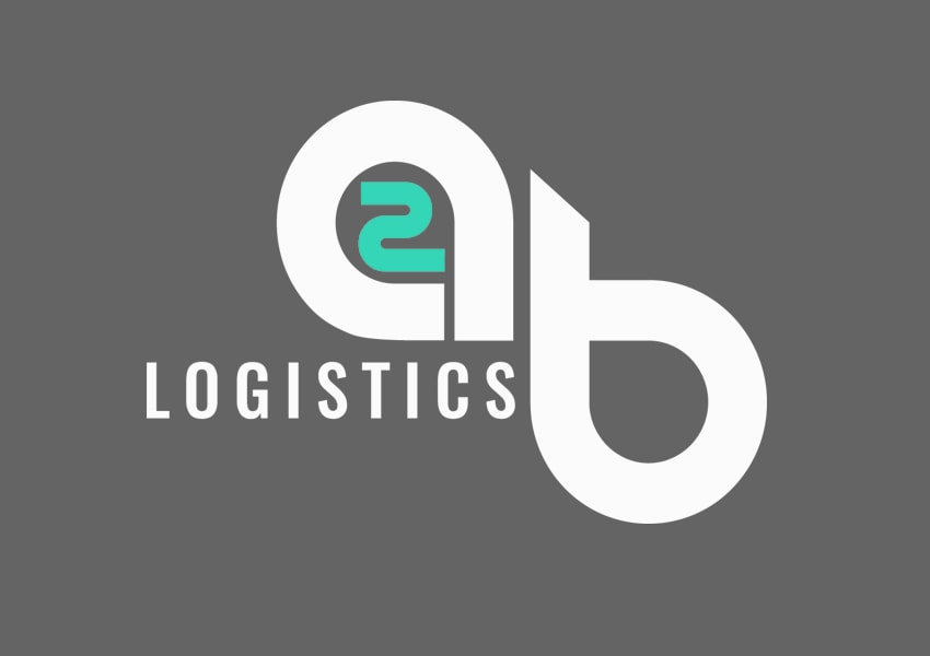 Logo design - A2B Logistics
