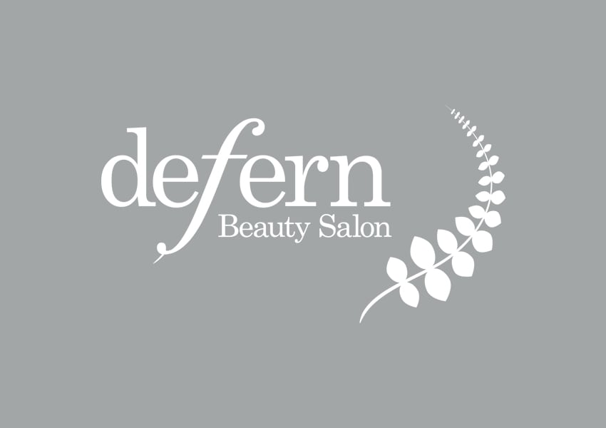 Logo design - Defern Beauty