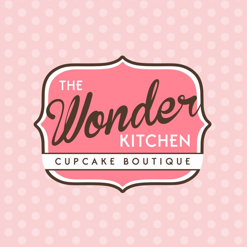 Logo design - The Wonder Kitchen
