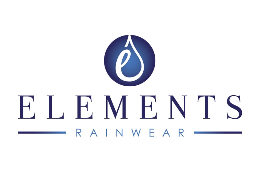 Elements logo design