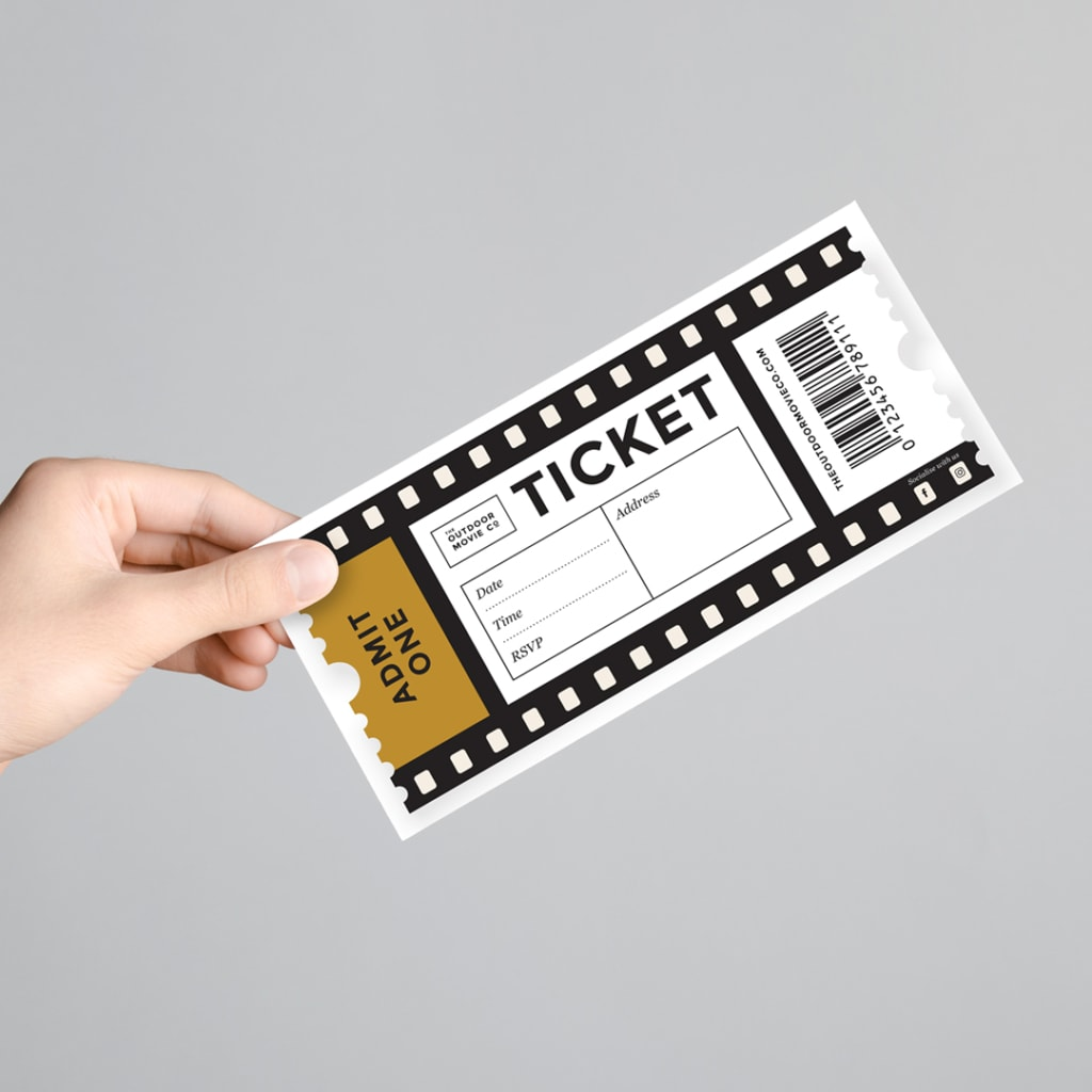 The Outdoor Movie Co. tickets